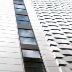 Housing Building Residence. (Barcelona, Spain). Larson Bronce Metallic_02